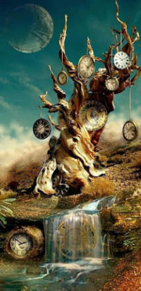 time and tree